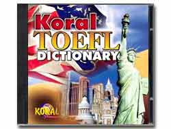 KORAL TOEFL Dictionary